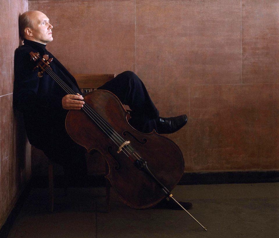 J. S. Bach (1685-1750): As Seis Suítes para Violoncelo (Truls Mørk)