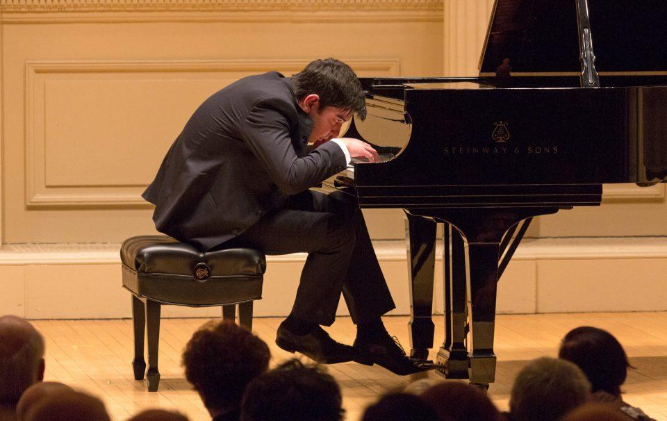 Debussy (1862 – 1918) – Chopin (1810 – 1849) – Mussorgsky (1839 – 1881): Peças para Piano – Behzod Abduraimov ֍