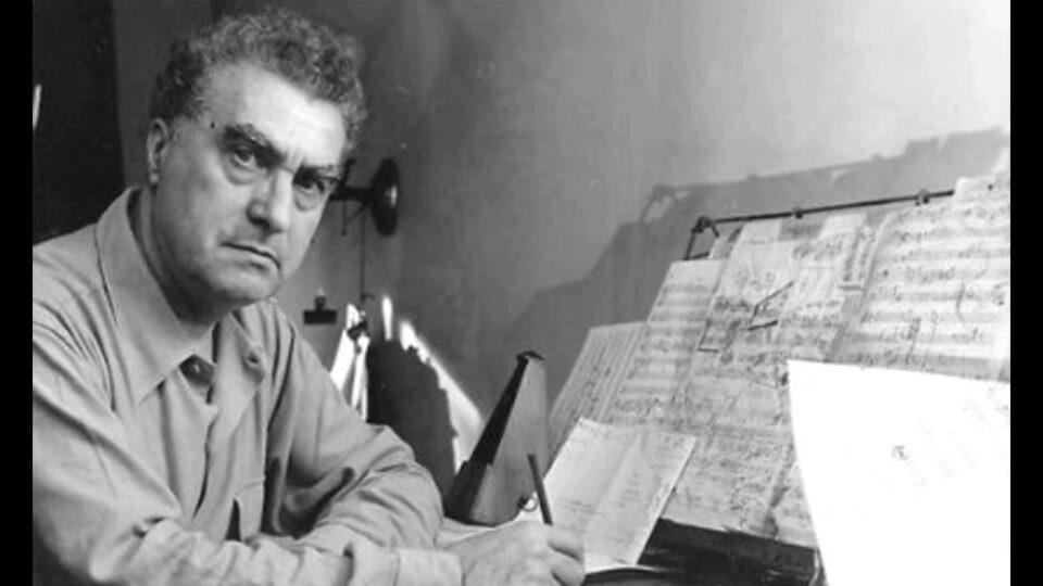Edgard Varèse (1883-1965): Boulez Conducts Varèse