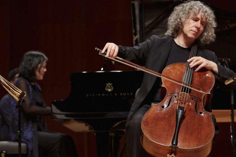 Duparc / Fauré / Franck / Hahn / Isserlis / Saint-Saëns: Música para Violoncelo nos Salões de Proust
