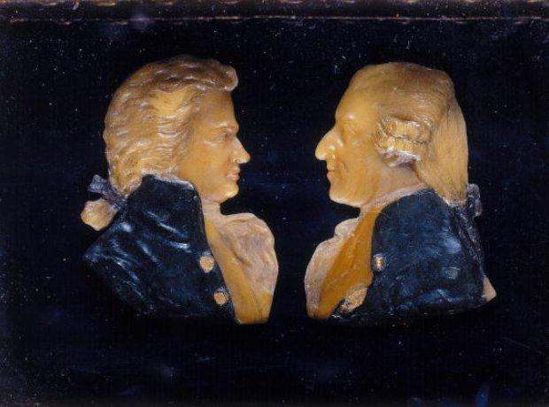 Haydn (1732-1809) & Mozart (1756-1791): Sinfonias – Australian Chamber Orchestra & Richard Tognetti ֎