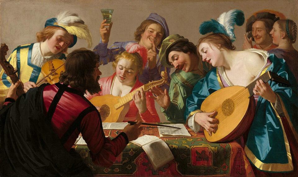 Canções de Amor e Danças da Renascença (Capella Antiqua München)